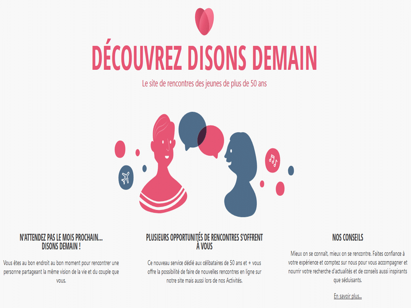 avis sur le site de rencontre disons demain gratuit. Black Bedroom Furniture Sets. Home Design Ideas