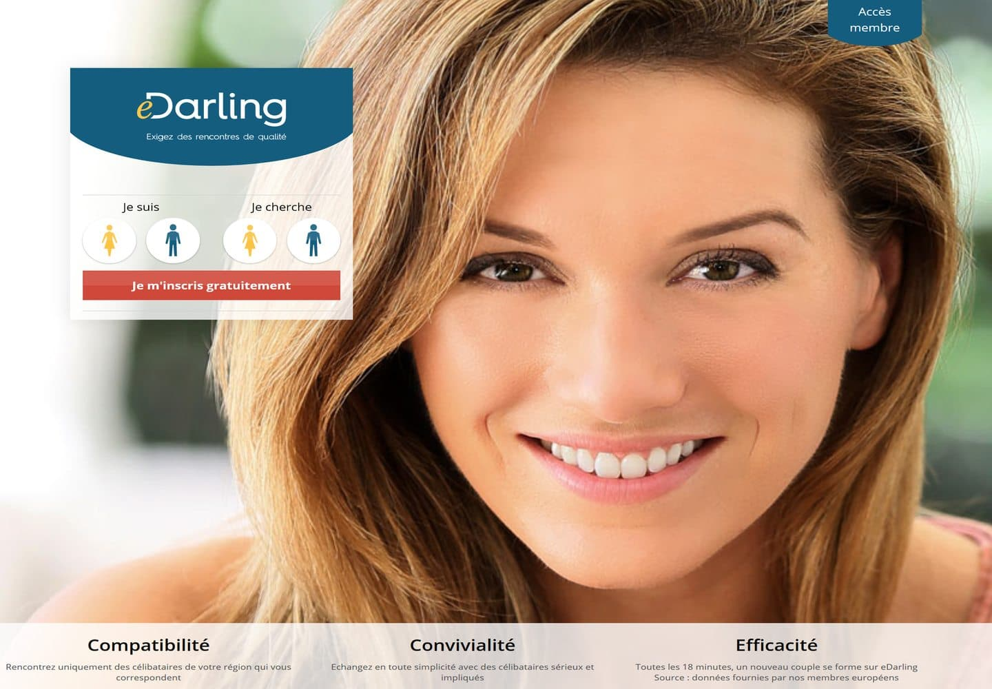Site de rencontre darling