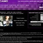 site et avis webcamo.com