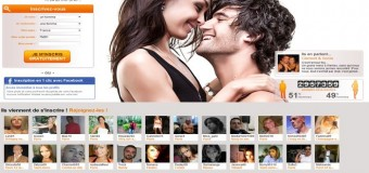 WeKiss.com, le site de rencontre en direct