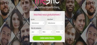 Inscription gratuite sur meetic.fr, le site de rencontre N°1 en Europe