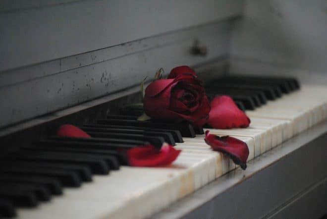 amour romantique et rencontre en ligne