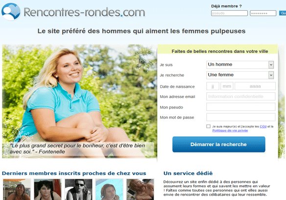 Site de rencontres happen