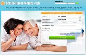 Seniorclub rencontre, un vrai site de rencontres pour les
