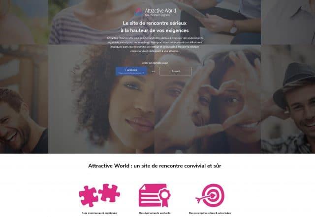 tout savoir sur le site www.attractiveworld.com