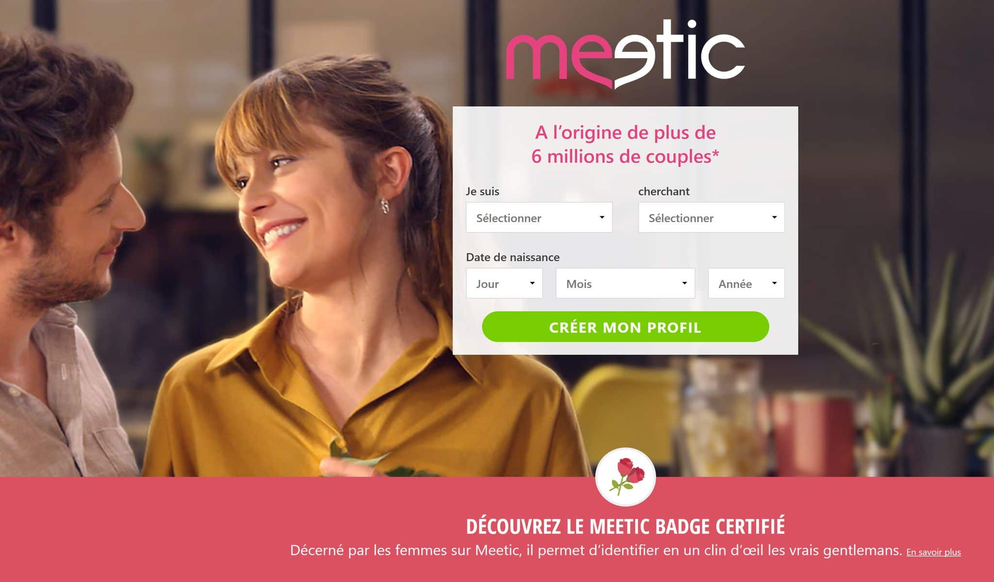 le site de rencontre meetic